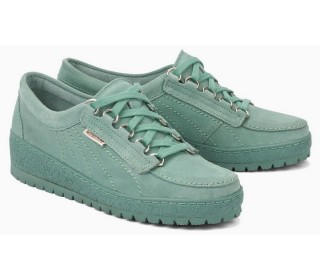 Mephisto LADY suede green