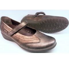 Mephisto LEIDINA bronze leather