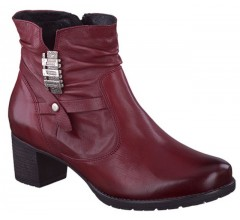Mobils by Mephisto DELORA oxblood red      WIDE FIT