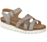 Mobils by Mephisto THINA light grey leather
