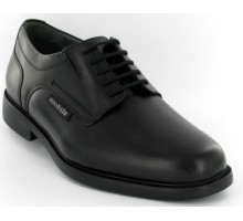 Mobils by Mephisto ABRIZO black leather   WIDE FIT