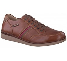 Mobils by Mephisto BARRY chestnut brown leather    EXTRA WIDE