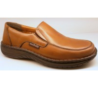 Mobils by Mephisto JABAL chestnut brown leather