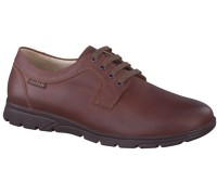 Mobils by Mephisto KILIAN chestnut brown leather    EXTRA WIDE