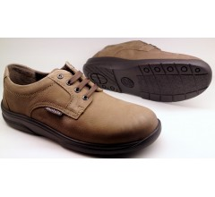 Mobils by Mephisto CASSEN taupe nubuck         EXTRA WIDE