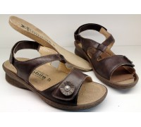 Mobils by Mephisto BRECOSIA dark brown leather