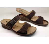 Mobils by Mephisto BREGALIA dark brown nubuck