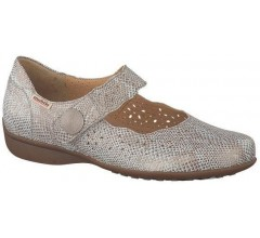 Mobils by Mephisto FABIENNE SAVANA camel leather           WIDE FIT